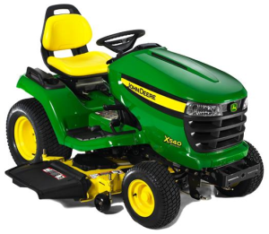 John Deere X500, X520, X530, X534, X540 Select Series Riding Lawn Tractor Technical Service Manual TM2309 | Documents and Forms | Manuals