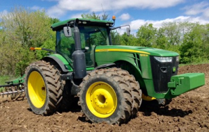 John Deere 8235R, 8260R, 8285R, 8310R, 8335R, 8360R Tractors Repair Manual (TM110319) | Documents and Forms | Manuals