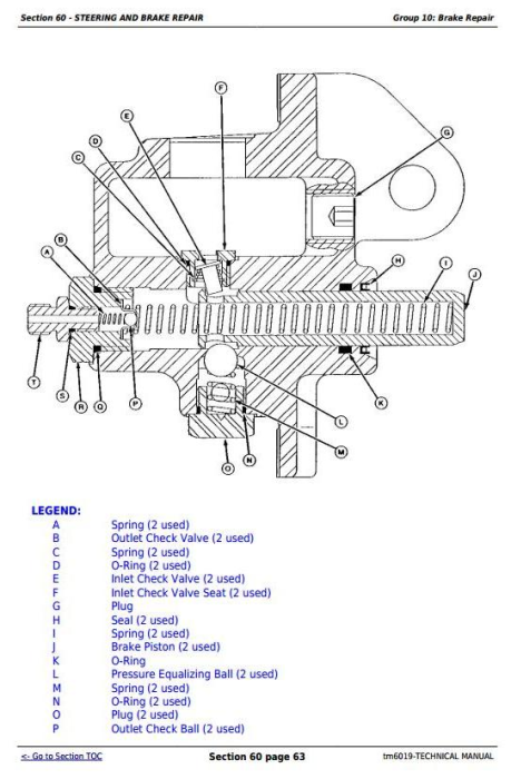Fourth Additional product image for - John Deere Tractors 5415, 5415N, 5415H, 5615, 5615HC, 5715, 5715HC All Inclusive Technical Manual (TM6019)