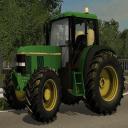 John Deere Tractors 6100, 6200, 6300, 6400, 6506, 6600, SE6100,SE6200,SE6300 Service Repair Manual TM4493 | Documents and Forms | Manuals