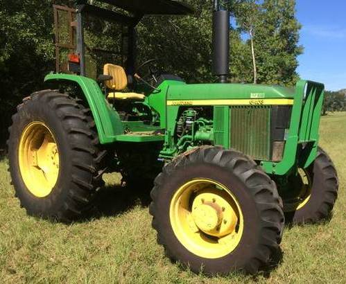 Second Additional product image for - John Deere Tractors 6103, 6203, 6403 and 6603 (Latin American) Service Repair Technical Manual (TM6020)