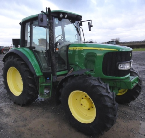 john deere tractors 6120,6220, 6320,6420, 6120l,6220l, 6320l,6420l,6520l diagnostic service manual tm4733