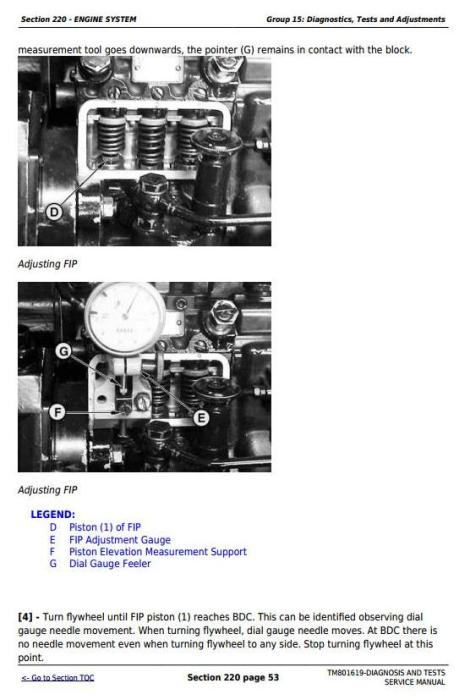 Fourth Additional product image for - Deere Tractors 5055E, 5065E, 5075E, 5078E, 5085E, 5090E Diagnostic & Tests Service Manual (TM801619)