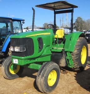 john deere tractors 6215, 6415, 6615, 6715 service repair technical manual (tm4649)