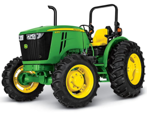 Deere Tractors 5085E, 5095E and 5100E Service Repair Technical Manual (TM128319) | Documents and Forms | Manuals