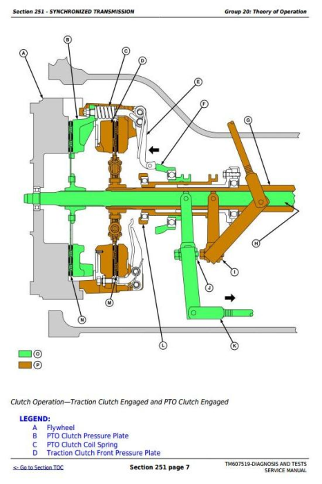 Third Additional product image for - Deere Tractors 5076E, 5076EL, 5082E, 5090E, 5090EL, 5090EH Diagnostic and Tests Manual (TM607519)