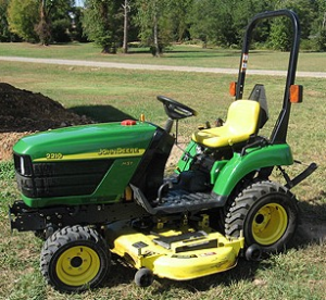 John Deere 2210 Compact Utility Tractors (SN. 110001-) Technical Service Manual (tm2074) | Documents and Forms | Manuals
