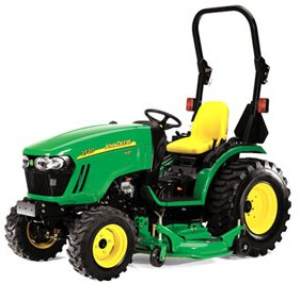 John Deere 2720 Compact Utility Tractors Technical Service Manual (TM103719) | Documents and Forms | Manuals