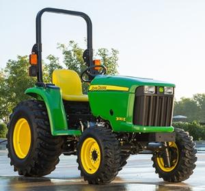 john deere 3032e, 3036e, 3038e (sn.610000-) tractors diagnostic & repair technical manual (tm127919)