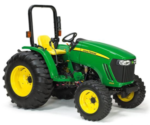 John Deere 4105 Compact Utility Tractors All Incliusive Technical Service Manual (tm102419) | Documents and Forms | Manuals