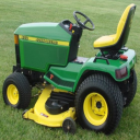 John Deere Lawn and Garden Tractors Operator`s Manual (omm117695f3)   Documents and Forms   Manuals