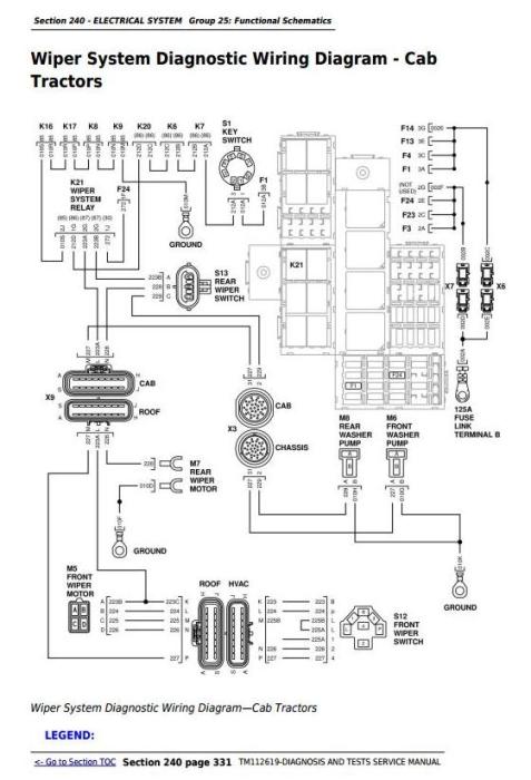 Second Additional product image for - Deere 5083EN, 5093EN, 5101EN Tractors Diagnostic and Tests Service Manual (TM112619)
