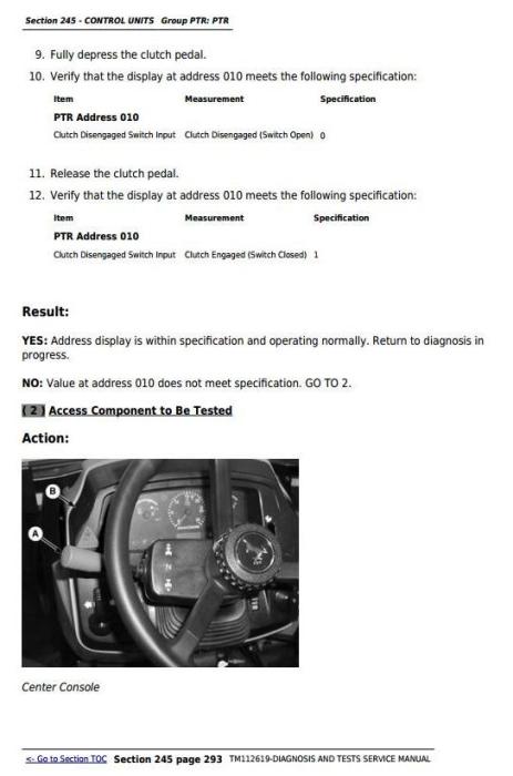 Third Additional product image for - Deere 5083EN, 5093EN, 5101EN Tractors Diagnostic and Tests Service Manual (TM112619)