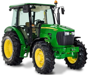 Deere Tractors 5083E and 5093E Diagnostic and Tests Service Manual (TM607119) | Documents and Forms | Manuals