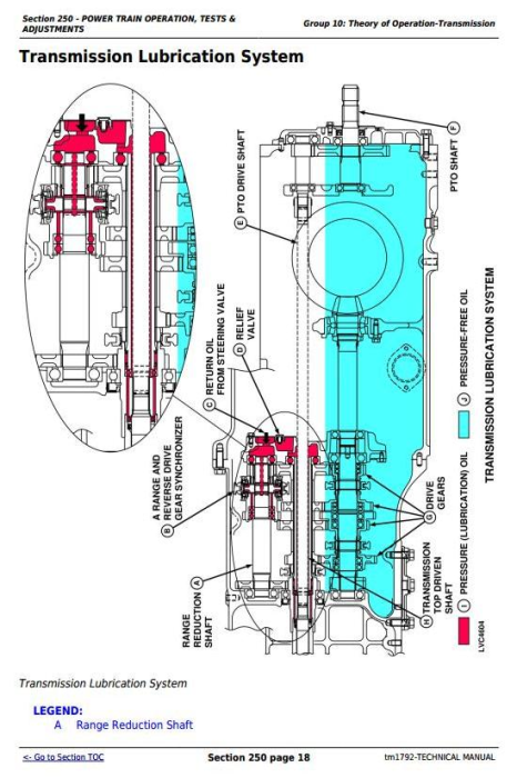 Second Additional product image for - Deere 5105 and 5205 USA Tractors Diagnostic and Repair Technical Manual (TM1792)