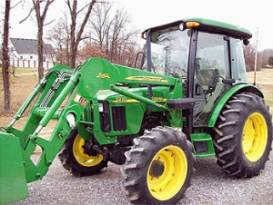 Deere Tractors 5220, 5320, 5420, and 5520 Service Repair Technical Manual (TM2048) | Documents and Forms | Manuals