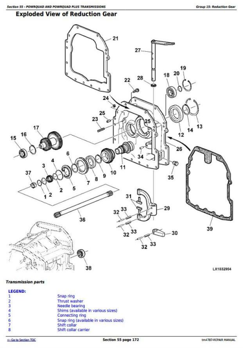 Second Additional product image for - John Deere 5620, 5720 and 5820 2WD or MFWD Tractors Service Repair Manual (tm4787)
