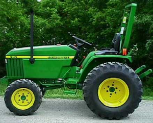 John Deere 790 Compact Utility Tractors Technical Service Manual (tm2088) | Documents and Forms | Manuals