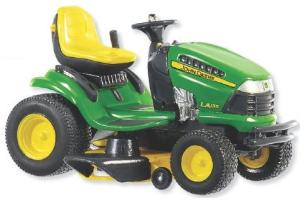 john deere la105, la115, la125, la135, la145, la155, la165, la175 lawn tractors technical manual tm103419