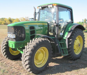 John Deere Tractor 7330 2WD or MFWD Tractors Service Repair Manual (TM401219) | Documents and Forms | Manuals