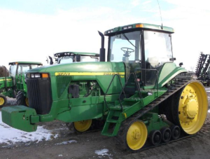 John Deere 8100T, 8200T, 8300T and 8400T Tracks Tractors Diagnosis and Tests Service Manual (tm1622) | Documents and Forms | Manuals