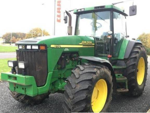 John Deere 8110, 8210, 8310 and 8410 Tractors Diagnostic Operation and Tests Service Manual (tm1797) | Documents and Forms | Manuals