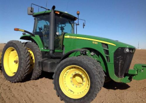 John Deere 8130, 8230, 8330, 8430 and 8530 2WD or MFWD Tractors Service Repair Manual (TM2270) | Documents and Forms | Manuals