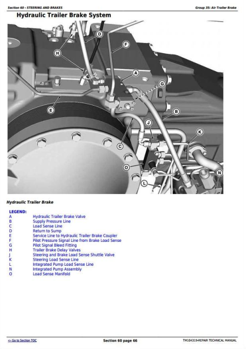 Fourth Additional product image for - John Deere 8225R, 8245R, 8270R, 8295R, 8320R, 8345R Tractors Service Repair Technical Manual (TM104319)