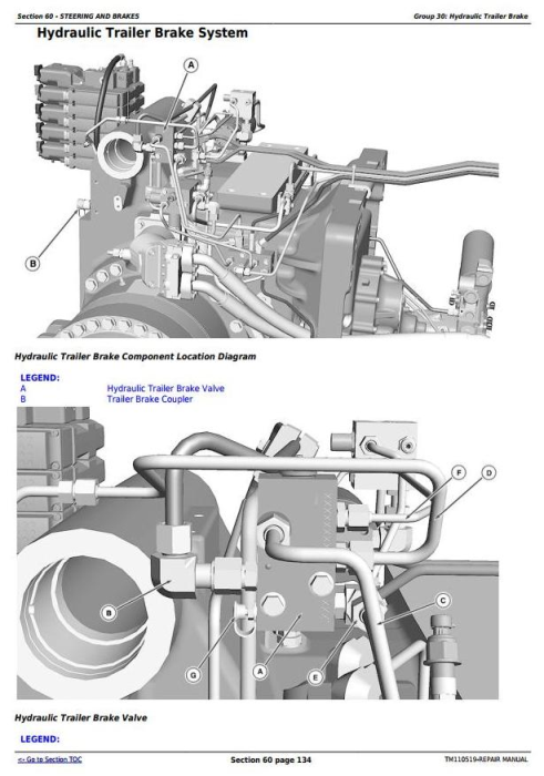Fourth Additional product image for - John Deere 8310RT, 8335RT, 8360RT (SN. 902501-912000) Tractors Service Repair Technical Manual (TM110519)