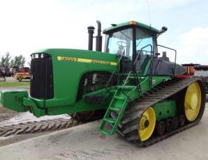 John Deere 9300T, 9400T, 9320T, 9420T, 9520T, 9620T Tracks Tractors Service Repair Manual (TM1782) | Documents and Forms | Manuals