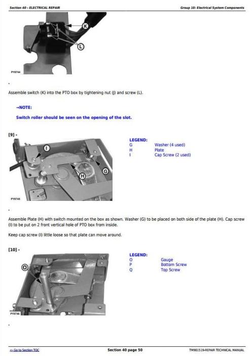 Fourth Additional product image for - 5045E, 5055E, 5065E & 5075E (FT4) North America Tractors Service Repair Manual (TM901519)
