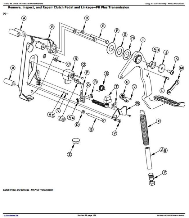 Third Additional product image for - 5085M, 5100M, 5100MH, 5100ML, 5115M, 5115ML (FT4) Tractor Service Repair Manual (TM134319)