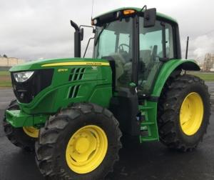 john deere 6110m, 6120m, 6130m, 6135m, 6140m, 6145m tractors service repair manual (tm408519)