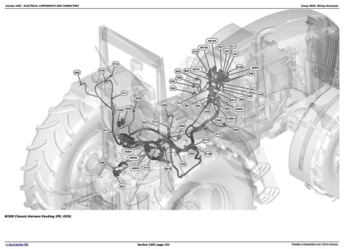 Fourth Additional product image for - John Deere 6105E, 6120E, 6135E (Final Tier IV) Tractors Diagnosis & Tests Service Manual (TM608519)