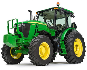 john deere 6105e, 6120e, 6135e final tier iv (from 10.2015) tractors service repair manual (tm608619)