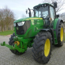John Deere 6150M and 6170M 2WD or MFWD Tractors Service Repair Technical Manual (TM405919) | Documents and Forms | Manuals