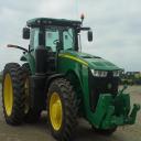 John Deere 8245R, 8270R, 8295R, 8320R, 8335R, 8345R, 8370R, 8400R Tractors Service Repair (TM119119) | Documents and Forms | Manuals