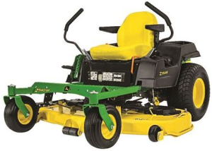 John Deere Z525E, Z535M, Z540M, Z535R, Z540R ZTrak Riding Lawn Mower Technical Service Manual (TM140419) | Documents and Forms | Manuals