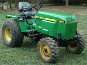 John Deere 655, 755, 756, 855, 856, 955 Compact Utility Tractors Technical Service Manual (tm1360) | Documents and Forms | Manuals
