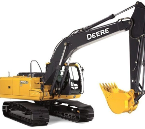 John Deere 200D and 200DLC Excavator Service Repair Technical Manual (TM10079) | Documents and Forms | Manuals