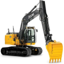 John Deere 160GLC (PIN: 1FF160GX__D055001-) T3/S3A Excavator Service Repair Manual (TM12551) | Documents and Forms | Manuals