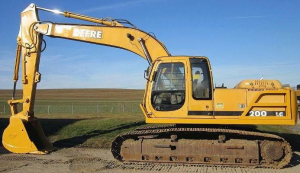 John Deere 200LC Excavator Diagnostic, Operation and Test Service Manual (tm1663) | Documents and Forms | Manuals