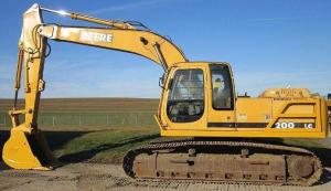 john deere 200lc excavator diagnostic, operation and test service manual (tm1663)