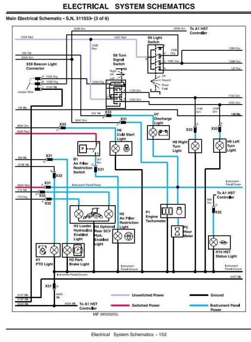 Third Additional product image for - John Deere Backhoe Loader Tractors Diagnostic and Repair Technical Service Manual (tm1987)