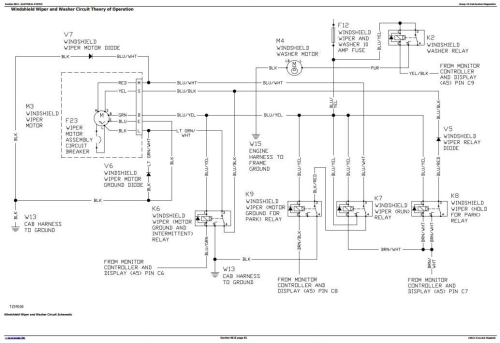 Second Additional product image for - John Deere 160CLC Excavator Diagnostic, Operation and Test Service Manual (TM1932)