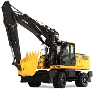 John Deere 220DW Wheeled Excavator Service Repair Technical Manual (tm10545) | Documents and Forms | Manuals