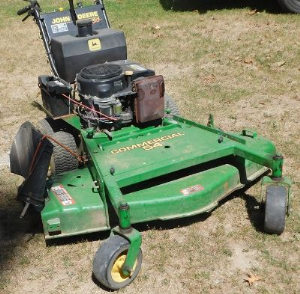 commercial walk-behind mowers models 32, 36, 48, 52 inch technical service manual (tm1305)