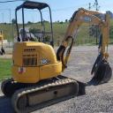 John Deere 50Czts Compact Excavator Service Repair Technical Manual (TM2057) | Documents and Forms | Manuals