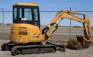 John Deere 50ZTS Compact Excavator Service Repair Technical Manual (TM1818) | Documents and Forms | Manuals