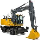 John Deere 230GW Wheeled Excavator Service Repair Manual (TM13250X19) | Documents and Forms | Manuals